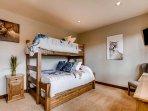 Bighorn Bunk Bedroom