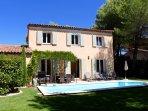 Villa Occitane - luxury villa near golf course and Provence villages