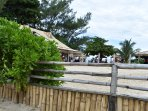 Top class Mamme Bay Beach only 3 mins walk away with gym and bar also restaurant 24 hour security.