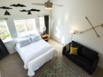 This Master Suite has a Cool-gel mattress, Kitchenette, Private Balcony and meadow Views