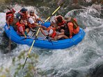 The Klamath and nearby Salmon Rivers offer world class rafting and kayaking.