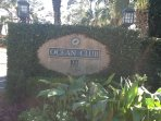 Ocean Club two bedrooms/two full baths villa on Coligny Beach.  Full kitchen with washer/dryer.