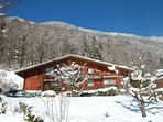 From Mountain View you reach within 30 minutes by car various wintersport destinations.