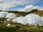 Nearby Eden Project