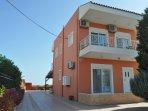 Villa Imerti - Entrance of the house.