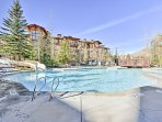 Utilize the great community amenities found in the Solitude Mountain Resort.