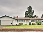 Ideally Located Eugene Home w/Game Room & Fire Pit