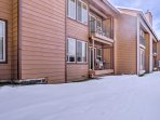 This centrally located condo is less than a mile from scenic Payette Lake.