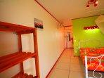La chambre Rubis de rouge vêtue 20m² de plaisir