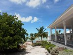 15 the Cays, view of marina down side of house