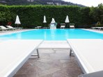 Shared swimming pool and solarium casa sorrento apartment situated in a complex sorrento booking