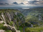 Cheddar Gorge, 10 mins drive from Wells