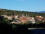 Vivès est un village catalan typique