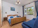 A2 (2+2): bedroom