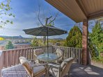 Escape to the historic city of Prescott at this hilltop vacation rental house!