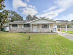 NEW! Classic 3BR Home w/Backyard near New Orleans!