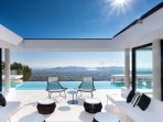 6 bedroom Villa in Ibiza Town, Balearic Islands, Spain : ref 5456061