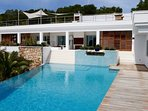4 bedroom Villa in Es Cubells, Balearic Islands, Spain : ref 5456075