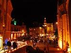 Sarlat ville médiévale remarquable animée