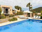 3 bedroom Villa in Es Cubells, Balearic Islands, Spain : ref 5386499