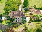 11 bedroom Villa in Calviac-en-Périgord, Nouvelle-Aquitaine, France : ref 536472