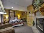 Cabin offers Two Master Suites