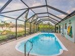 Beat the Florida heat by splashing around in the pool!