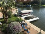 20 foot Pontoon Boat for rent. Ask owner for detail