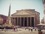 The Pantheon is right at your doorstep