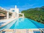 5 bedroom Villa in Barbáti, Ionian Islands, Greece : ref 5229685