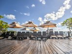 Opt for a land excursion with a short 12-minute walk to the El Meco Archaeological site that's home to a cluster of...