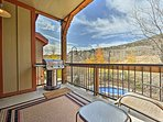 Discover the world-class ski slopes and biking trails of Park City, Utah from this 3-bedroom, 2-bath vacation rental...