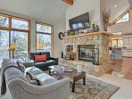 Escape to the mountains at this vacation rental house in the Wintergreen area!