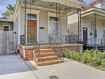 This house has the perfect location for all of your New Orleans adventures.