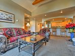 This home boasts 2,200 square feet of living space and sleeps up to 8 guests!