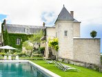 13 bedroom Chateau in Mailly-le-Château, Bourgogne-Franche-Comté, France : ref 5