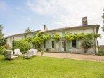6 bedroom Villa in Lussac-les-Châteaux, Nouvelle-Aquitaine, France : ref 5049710