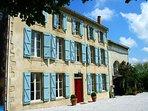 6 bedroom Chateau in Lasserre-de-Prouille, Occitania, France : ref 5049487