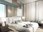Nikki Beach Resort & Spa Master Bedroom Second View