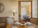 Club Regina Puerto Vallarta Club Suite Dining Room