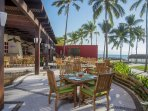 Club Regina Puerto Vallarta Resort Outdoor Dining