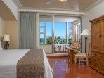 Club Regina Puerto Vallarta Club Suite Bedroom with Balcony