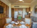Club Regina Puerto Vallarta Club Suite Living and Dining Room