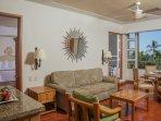 Club Regina Puerto Vallarta Club Suite Living Room