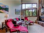 Vail Run Resort Second Living Room