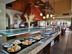 The Royal Caribbean Resort Restaurant Buffet