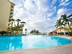 The Royal Caribbean Resort Pool