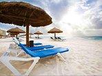 The Royal Caribbean Resort Beach