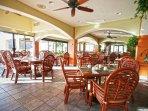 The Royal Caribbean Resort Restaurant