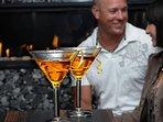 Grande Rockies Resort Welcome Drink